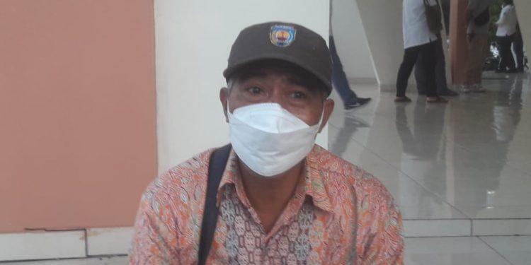 Ketua Panitia Pelantikan Bupati dan Wakil Bupati Teluk Bintuni Izaac Laukoun,S.H.,M.H.(Foto : Istimewa)
