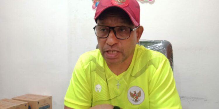 Kadis Koperasi dan UKM Kabupaten Jayapura, Parson Horota. Foto: IDI