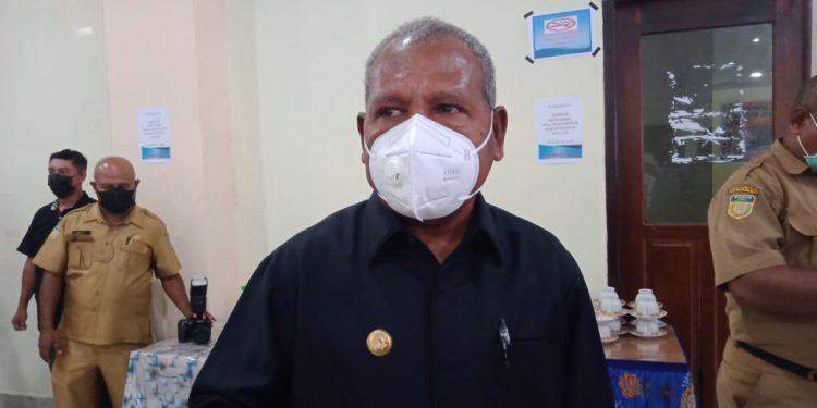 Bupati Jayapura Mathius Awoitauw, SE, M.Si / Foto: IDI