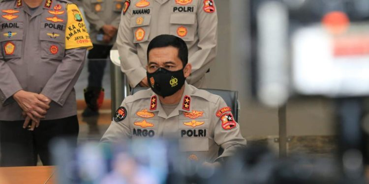 Irjen Pol. Raden Argo Yuwono / Foto: Divisi Humas Polri
