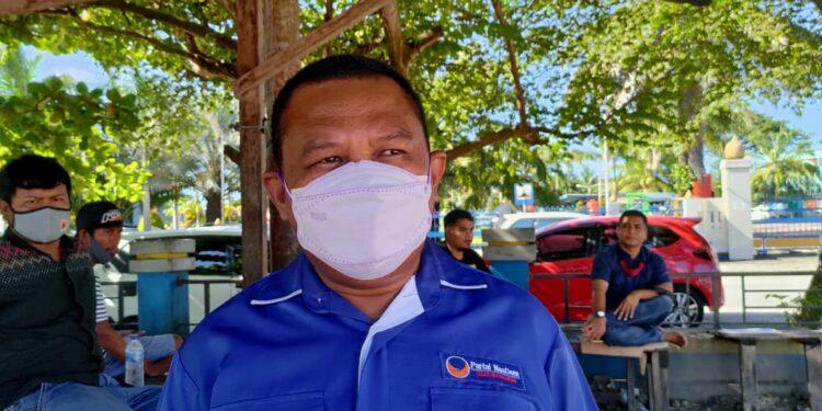 Anggota DPR Papua Barat Saul Rante Lembang,S.T.,M.M (Foto : KENN)