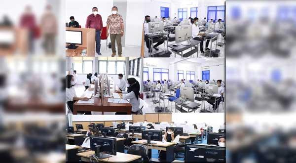 Unpatti Ambon resmi menggelar Ujian Tulis Berbasis Komputer Jalur Mandiri Tahap II Tahun 2021 selama dua hari, 23 – 24 Juli 2021