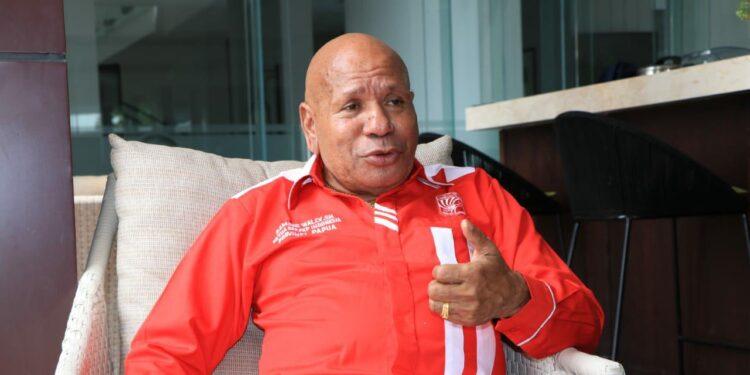 Ketua DPP PKPI Papua, Ramses Wally, SH / Foto: Naldo
