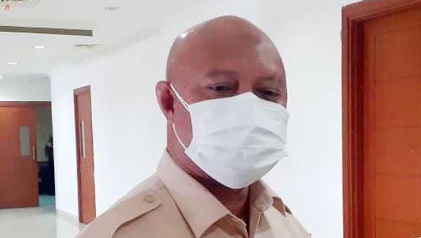 Kepala Bapenda Maluku Dr. Jalaludin Salampessy