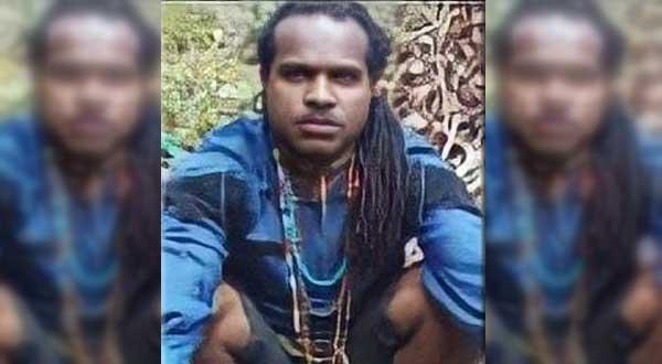 Kopengga Enumbi alias Tamu Enumbi (28), DPO KKB Yambi