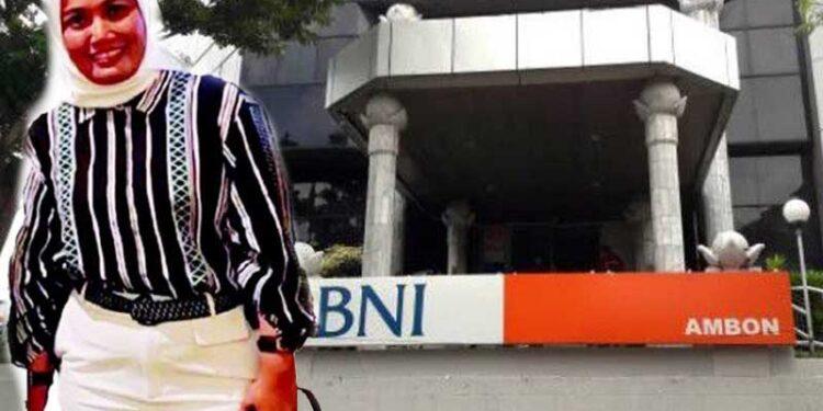 """FY"" pelaku skandal pembobolan dana nasabah BNI 46 Cabang Ambon"