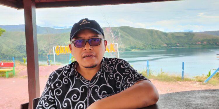 Legislator Papua Barat H. Mugiyono,S.Hut.(Foto : KENN)