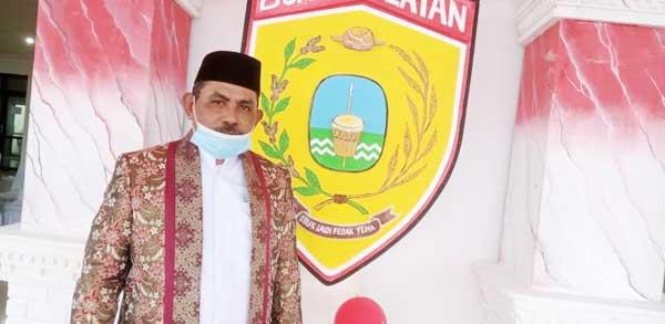 Kepala Dinas Kominfo Kabupaten Buru Selatan, Salem Bachta