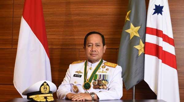 Bagian Humas dan Protokol Bakamla RI, Kolonel Wisnu Pramandita, S.T., M.M., M.Tr.Hanla