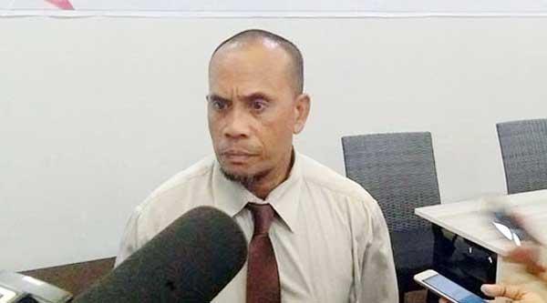 Kepala Perwakilan Ombudsman RI Provinsi Maluku, Hasan Slamat