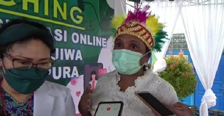 Plt. Dirut RSJ Abepura, dr. Guy Yana Emma Come / Foto: Panji